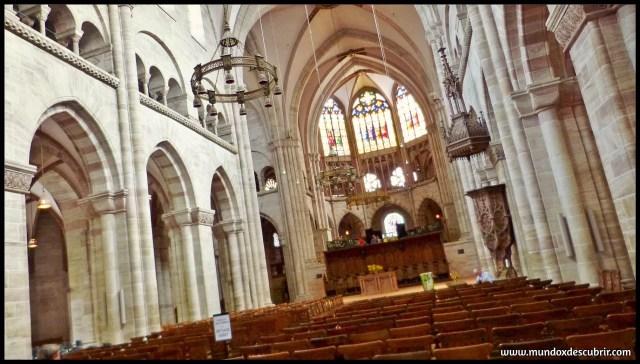 Basler Münster o Catedral de Basilea