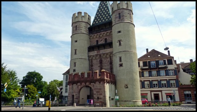 Torre de Spalentor