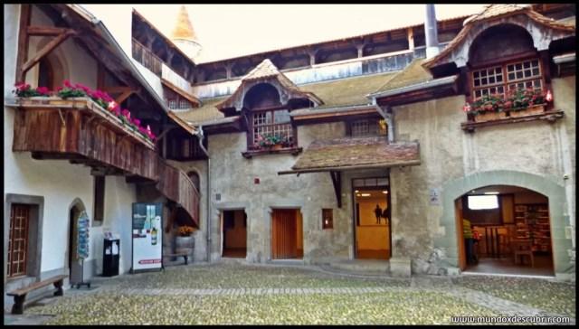castillo de Chillón