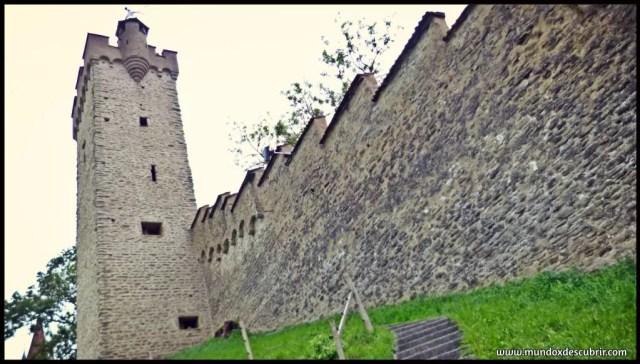 Muralla de Lucerna