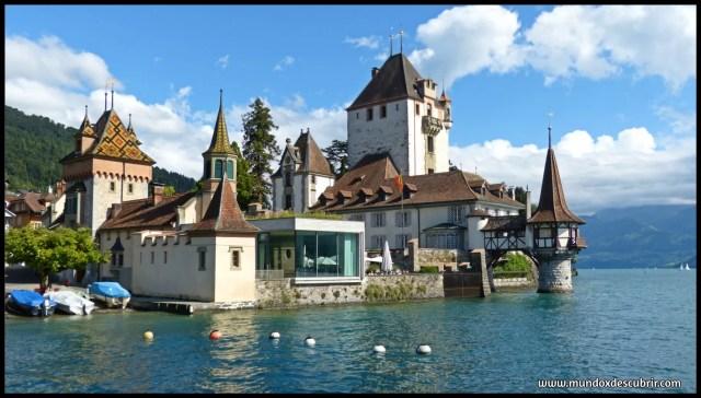 castillos y fortalezas más bonitos de suiza