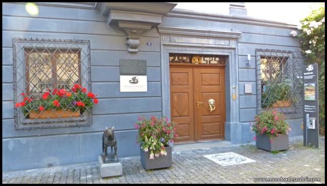 Museum Lindwur Stein am Rheim