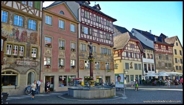 Marktbrunnen Stein am Rheim