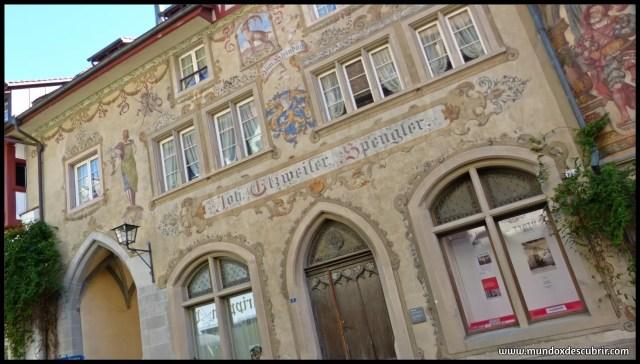 Oficina de Turismo Stein am Rheim