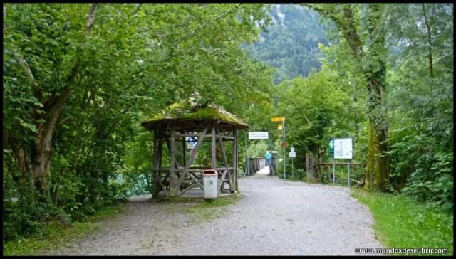 naturaleza de Suiza