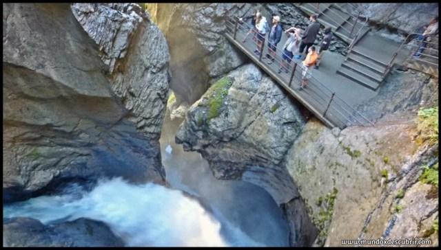 cascadas suiza