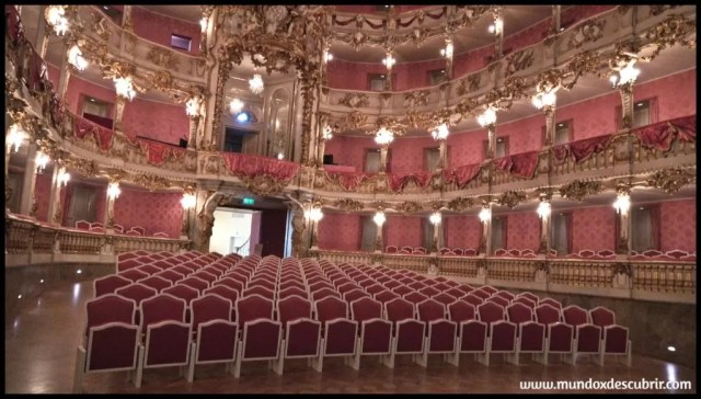 teatros munich