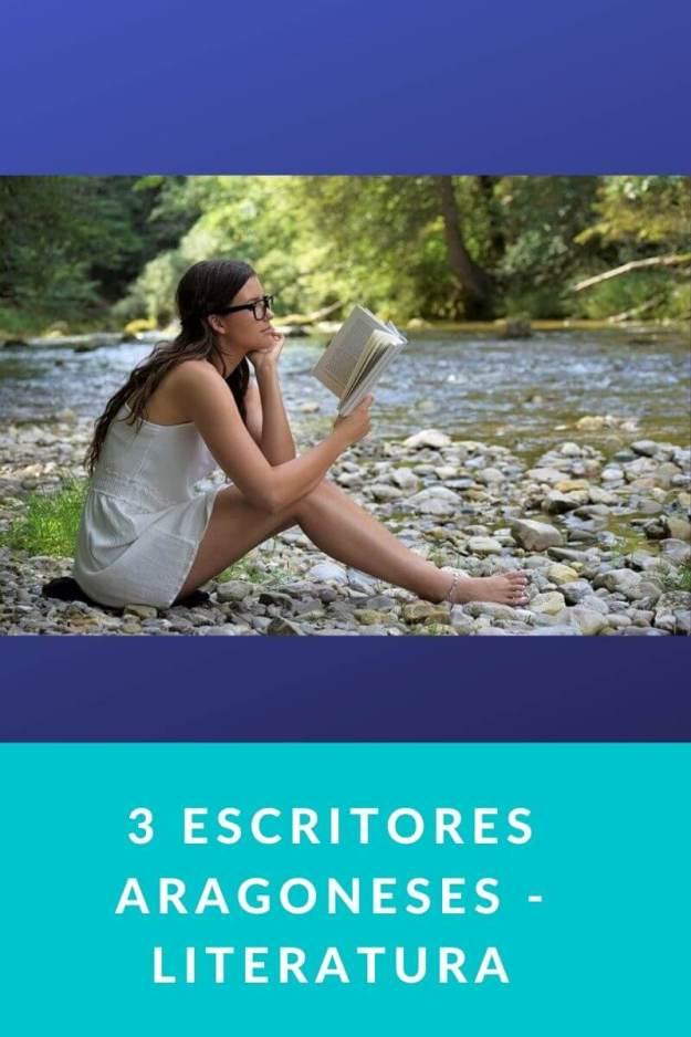3 escritores aragoneses – Literatura