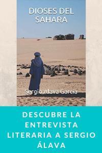 Descubre la entrevista literaria a Sergio Álava