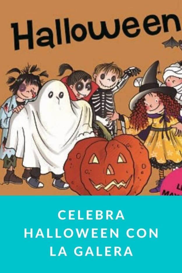 Celebra Halloween con la Galera
