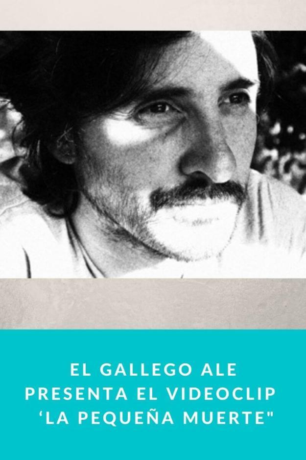 El gallego ALE presenta el videoclip  'La pequeña muerte»
