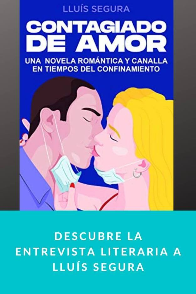 Descubre la entrevista literaria a Lluís Segura