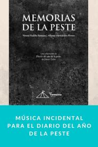 Música incidental para el Diario del año de la Peste
