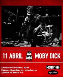 Concierto Bobes SALA MOBY DICK
