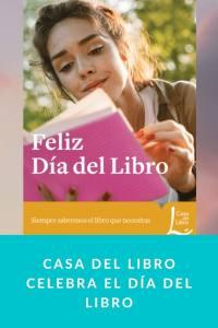 Casa del Libro celebra el Día del Libro