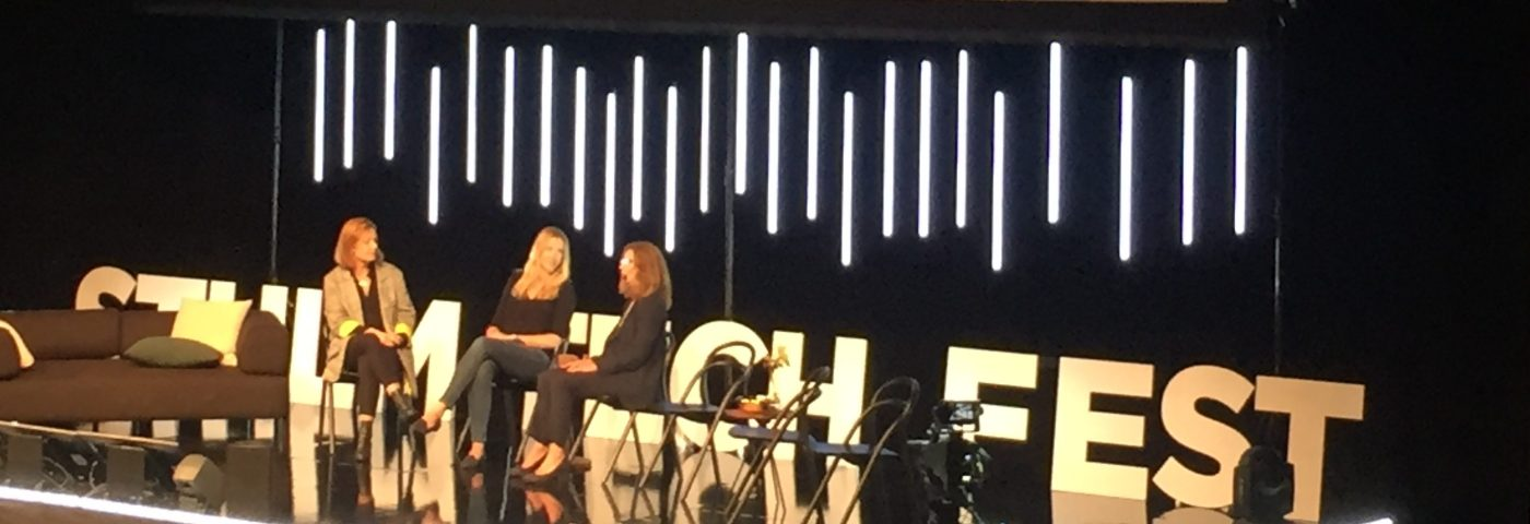 A layman's reflections on the STHLM Techfest