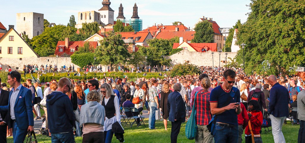 Almedalen 2018 -celebrating 50 years