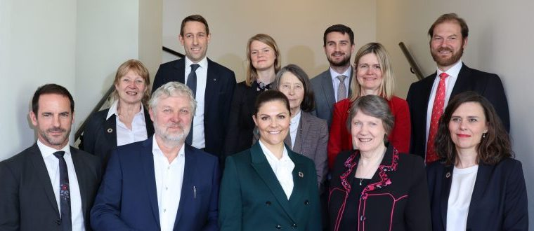 Interview with Helen Clark at SEI policy dialogue