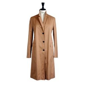 """Jil Sander """"Navy"""" Damen Mantel Biscotto Luxus"""