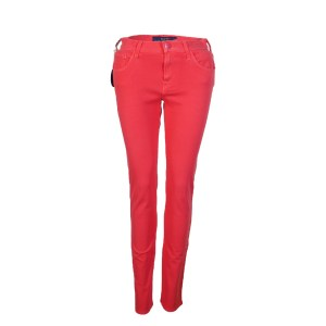 Jacob Cohen Jeans Damen kimberly slim Luxus Orange