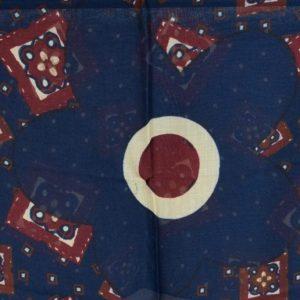 Fumagalli Schal Krawatten Muster