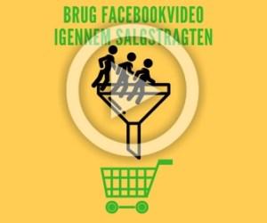 Facebook video annoncering salgstragt