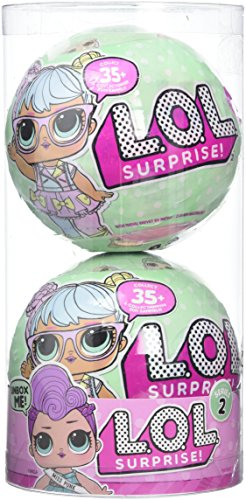 LOL Surprise Muñeca (Pack de 2)–Serie 2