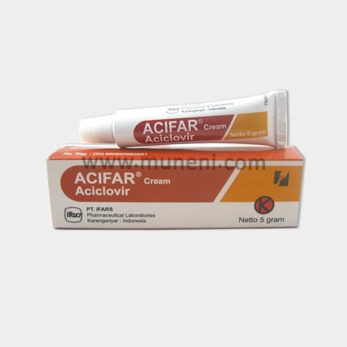 Acifar Acyclovir Cream by Muneni Store