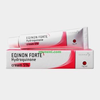Eqinon Forte Hydroquinone 5% Cream by Muneni Store