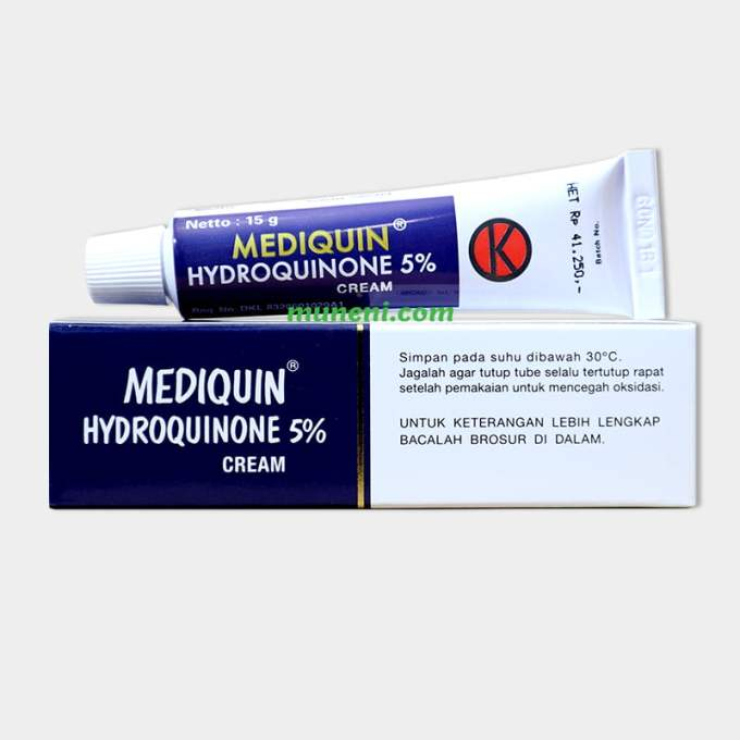 Mediquin hydroquinone 5 cream image by Muneni Store