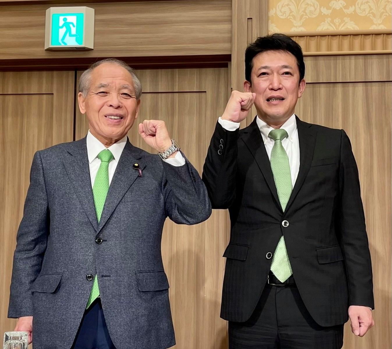 日本維新の会公認 衆議院北海道第2選挙区支部長に私の秘書を務め、帯広市議2期、道議会議員2期務めた 山崎泉 さんが就任しました。
