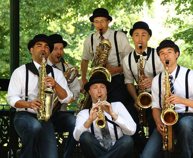 The Moanin' Frogs to Perform September 2