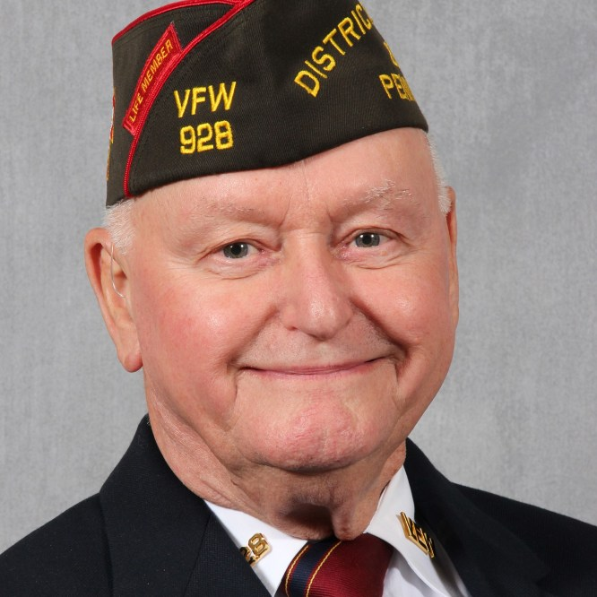 VFW State Commander to Speak at Veterans Appreciation Luncheon