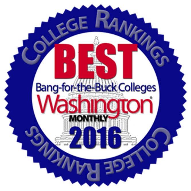 Washington Monthly Recognizes Mansfield for Value and Affordability
