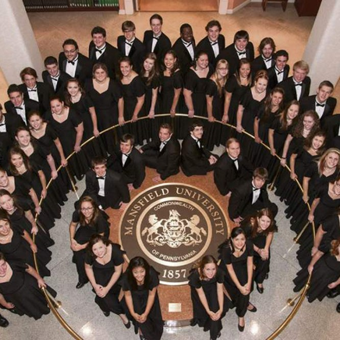 Concert Choir to Perform in Hershey, PA