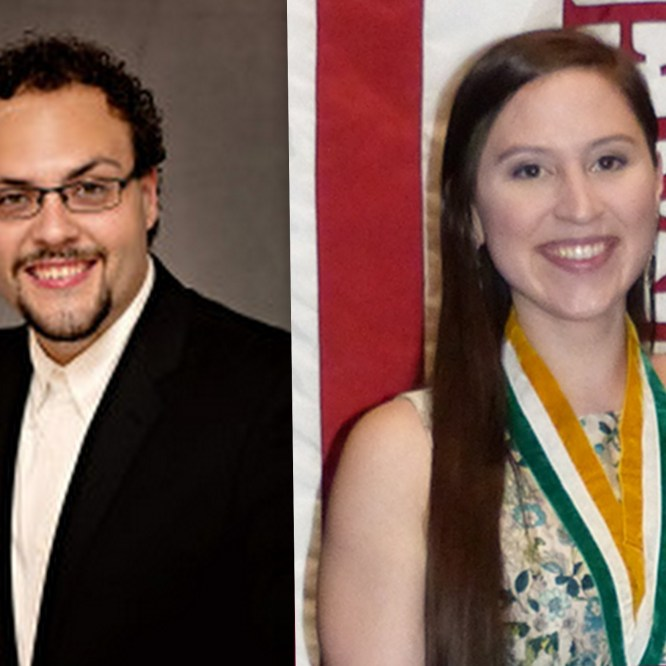 Two Music Alumni Earn National Recognition