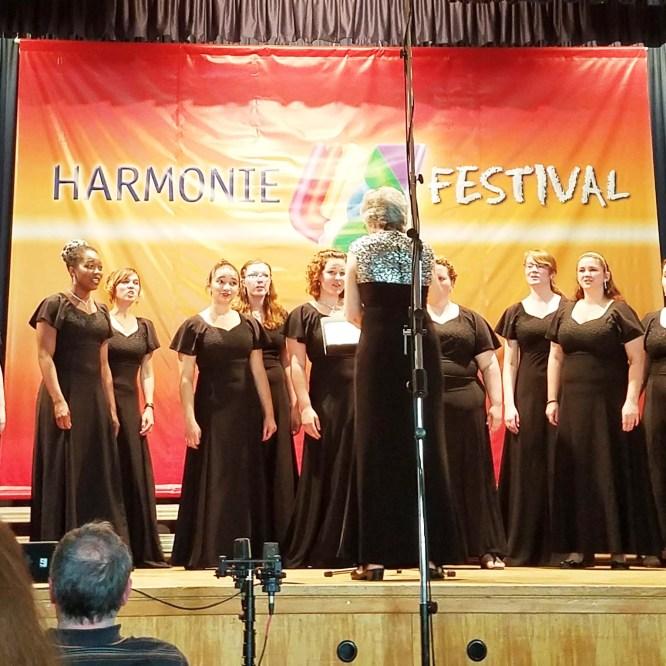 Mansfield Choir Strikes Gold at International Festival