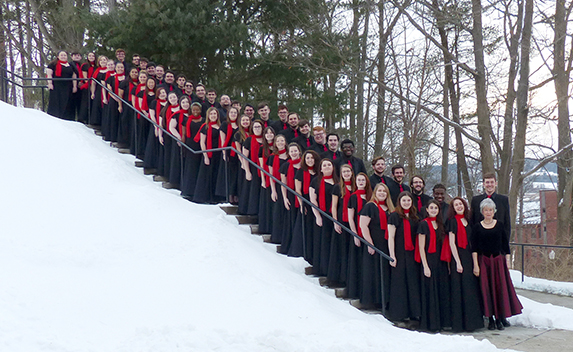 Concert Choir Members and Alumni to Perform at Carnegie Hall
