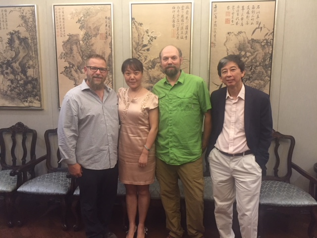 MU Faculty Return from Teaching in China