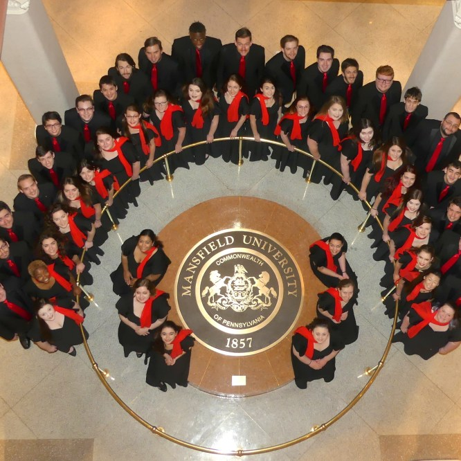 Date Set for Mansfield University Fall Choral Collage