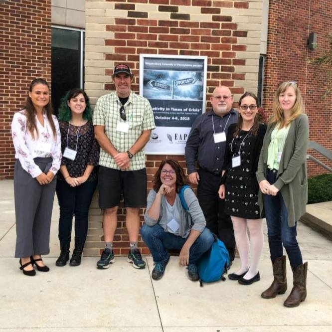 Mansfield University English Faculty and Students Participate in State Conference