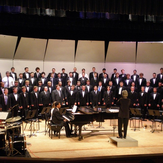 Mansfield University Young Men's Choral Festival to be Held October 26th