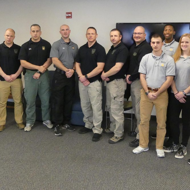 Mansfield University Public Safety Training Institute Graduates Cross-Trained EMTs