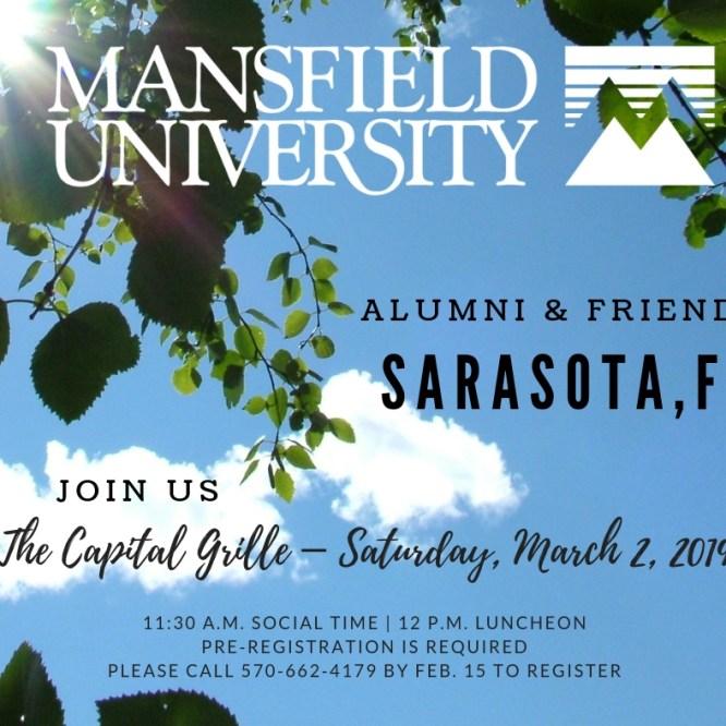 MU Alumni Relations to Host Sarasota Gathering