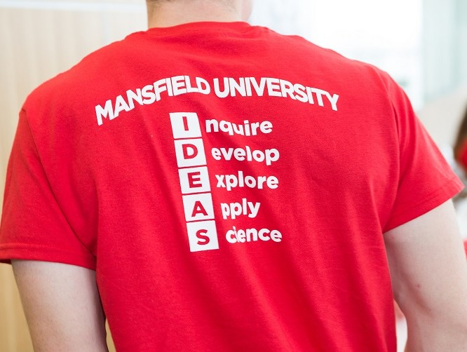IDEAS Day to be Held at Mansfield University April 6th