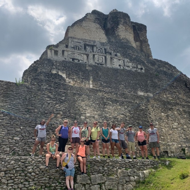 Annual trip to Belize Exposes Mansfield University Students to Cultural Mosaic