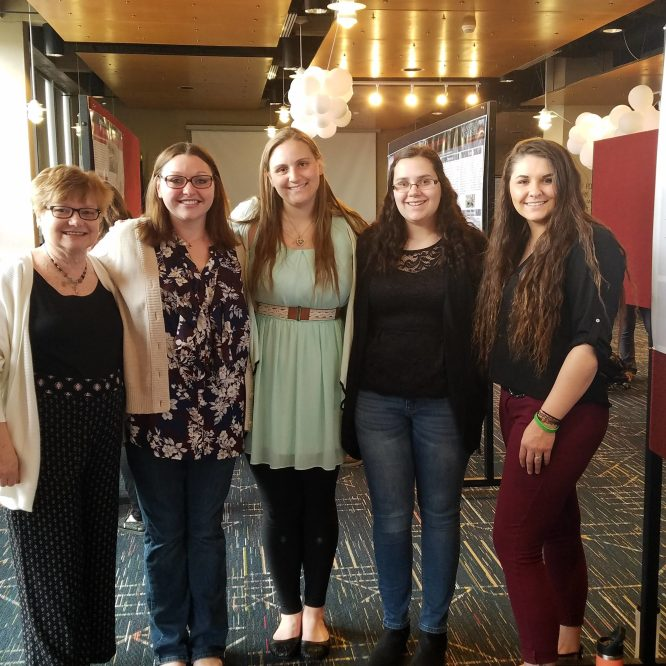 Social Work Students to Present at State Conference
