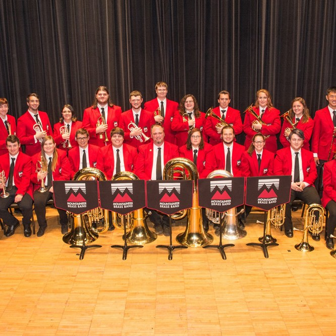 Rinnert, MU Mountaineer Brass Band to present at NYSSMA Winter Conference