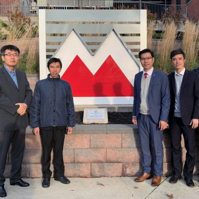 Delegation from Vietnamese university visits Mansfield University