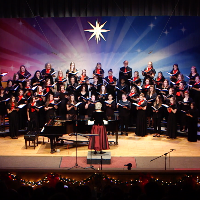 Holiday Choral Concert to be broadcast and streamed